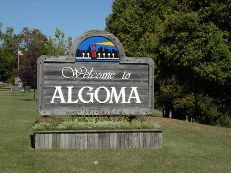 Algoma Garbage Dump and Recycling Information
