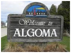 Algoma garbage and recycling information