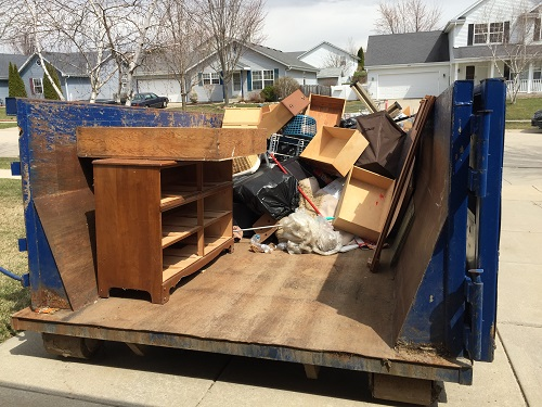 Dumpster Rental Green Bay